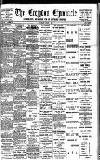 Croydon Chronicle and East Surrey Advertiser Saturday 04 August 1894 Page 1