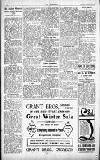Croydon Chronicle and East Surrey Advertiser Saturday 08 January 1910 Page 16