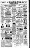 Todmorden Advertiser and Hebden Bridge Newsletter Saturday 14 January 1871 Page 1