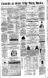 Todmorden Advertiser and Hebden Bridge Newsletter Saturday 28 January 1871 Page 1