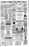 Todmorden Advertiser and Hebden Bridge Newsletter Saturday 18 February 1871 Page 1
