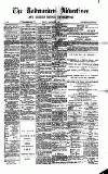 Todmorden Advertiser and Hebden Bridge Newsletter Friday 09 January 1891 Page 1