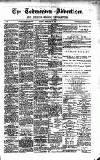 Todmorden Advertiser and Hebden Bridge Newsletter Friday 06 February 1891 Page 1