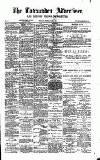Todmorden Advertiser and Hebden Bridge Newsletter Friday 27 February 1891 Page 1