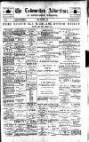 Todmorden Advertiser and Hebden Bridge Newsletter Friday 07 April 1899 Page 1