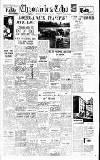 Northampton Chronicle and Echo Wednesday 04 January 1950 Page 1