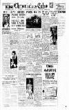 Northampton Chronicle and Echo Saturday 14 January 1950 Page 1