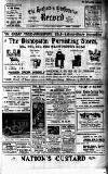 Horfield and Bishopston Record and Montepelier & District Free Press Saturday 22 January 1916 Page 1
