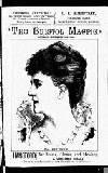 Bristol Magpie Saturday 14 December 1889 Page 3