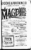 Bristol Magpie Thursday 14 January 1897 Page 1