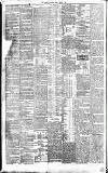 Leicester Daily Post Friday 01 January 1875 Page 2