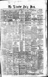 Leicester Daily Post Thursday 01 April 1875 Page 1