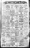 Leicester Daily Post Monday 23 January 1911 Page 1