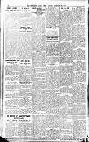 Leicester Daily Post Monday 30 January 1911 Page 8