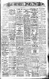 Leicester Daily Post Wednesday 08 March 1911 Page 1