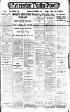 Leicester Daily Post Monday 01 November 1915 Page 1