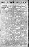 Leicester Daily Post Monday 06 January 1919 Page 1