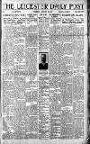 Leicester Daily Post Thursday 09 January 1919 Page 1