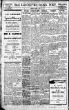 Leicester Daily Post Friday 10 January 1919 Page 4