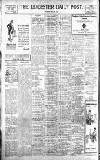 Leicester Daily Post Saturday 31 May 1919 Page 4