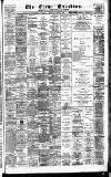 Crewe Guardian Saturday 11 January 1902 Page 1