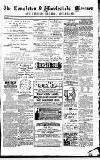 Congleton & Macclesfield Mercury, and Cheshire General Advertiser