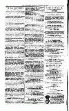 Clifton Society Thursday 20 November 1890 Page 14