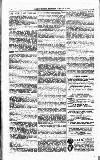 Clifton Society Thursday 22 January 1891 Page 10