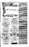 Clifton Society Thursday 30 April 1891 Page 7