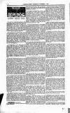 Clifton Society Thursday 01 November 1894 Page 8