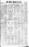 West Sussex Gazette Thursday 25 March 1920 Page 1