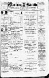 Worthing Gazette Wednesday 31 July 1889 Page 1