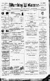 Worthing Gazette Wednesday 23 October 1889 Page 1