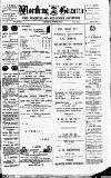 Worthing Gazette Wednesday 30 October 1889 Page 1