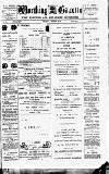 Worthing Gazette Wednesday 20 November 1889 Page 1