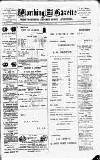 Worthing Gazette Wednesday 11 December 1889 Page 1