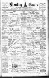Worthing Gazette Wednesday 31 March 1897 Page 1