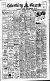 Worthing Gazette Wednesday 08 February 1950 Page 1