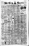 Worthing Gazette Wednesday 15 March 1950 Page 1