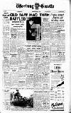 Worthing Gazette Wednesday 09 March 1960 Page 1