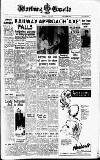 Worthing Gazette Wednesday 06 April 1960 Page 1