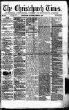 Christchurch Times Saturday 28 August 1869 Page 1