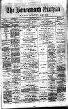 Bournemouth Guardian Saturday 19 April 1884 Page 1