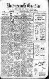 Bournemouth Guardian Saturday 27 September 1919 Page 1