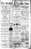 Ampthill & District News Saturday 28 May 1892 Page 1