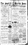 Ampthill & District News Saturday 11 June 1892 Page 1