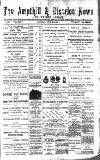 Ampthill & District News Saturday 25 June 1892 Page 1