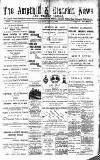 Ampthill & District News Saturday 09 July 1892 Page 1