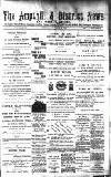 Ampthill & District News Saturday 05 November 1892 Page 1