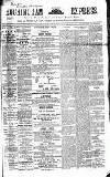 Buckingham Express Saturday 25 February 1865 Page 1